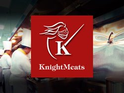 Knight Meats logo