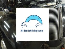 Mid Beds Vehicle Restoration logo