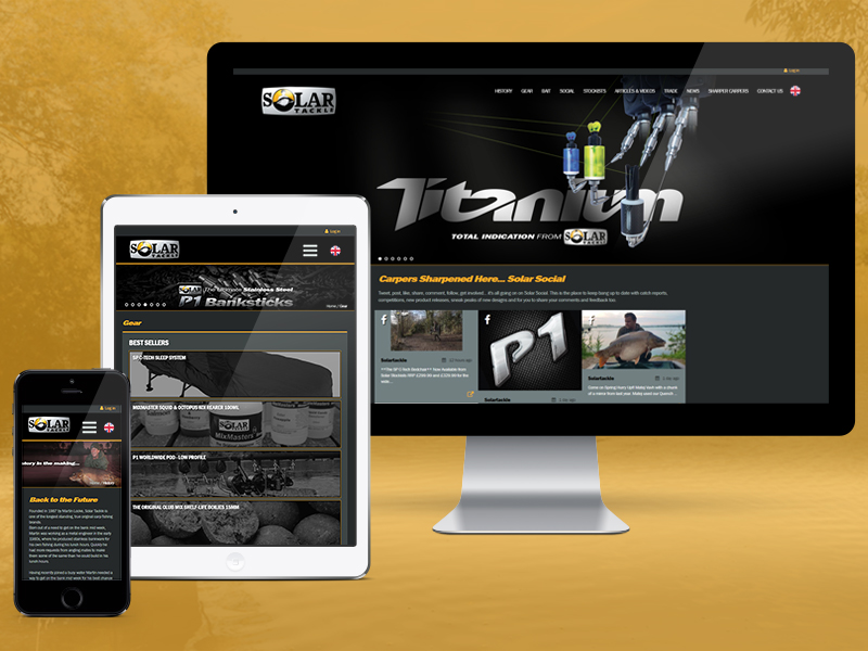 Image for article: New Website for Solar Tackle