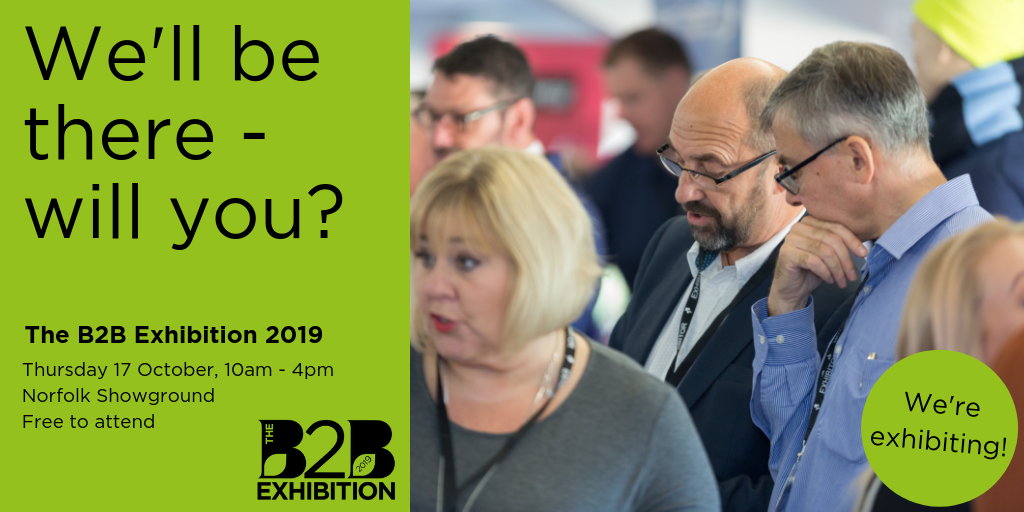 Image for article: Norfolk Chamber B2B Exhibition 2019